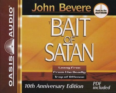 Bait of Satan: Unabridged Audiobook on CD  -     By: John Bevere