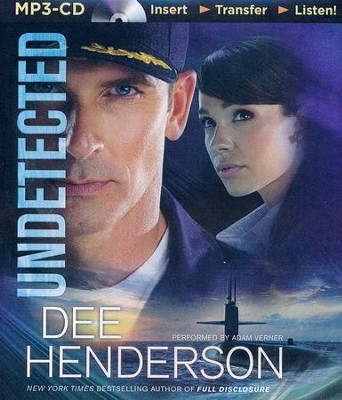 Undetected - unabridged audiobook on MP3-CD  -     By: Dee Henderson