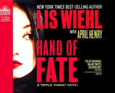Hand of Fate - Unabridged Audiobook on CD  -     By: Lis Wiehl