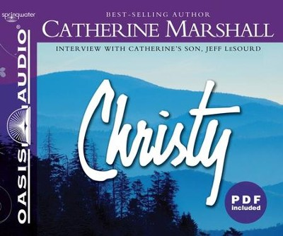 Christy: Unabridged Audiobook on CD  -     By: Catherine Marshall