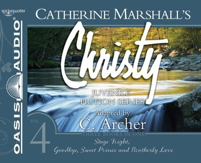#4: Christy Collection Books 10-12: Unabridged Audiobook on CD  -     By: Catherine Marshall, C. Archer