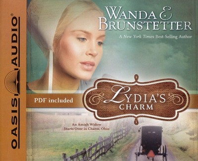 Lydia's Charm Unabridged Audiobook on CD  -     Narrated By: Brooke Sanford     By: Wanda E. Brunstetter