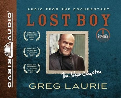 Lost Boy: My Story Unabridged Audio CD  -     By: Greg Laurie, Ellen Vaughn