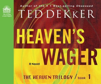 #1: Heaven's Wager Unabridged Audiobook on CD  -     Narrated By: Tim Gregory     By: Ted Dekker