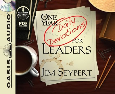 One Year for Leaders Unabridged Audiobook on MP3  -     Narrated By: Jim Seybert     By: Jim Seybert