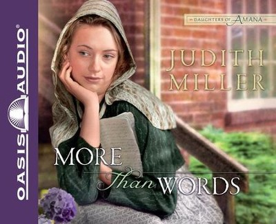 #2: More Than Words Unabridged Audiobook on CD  -     By: Judith Miller