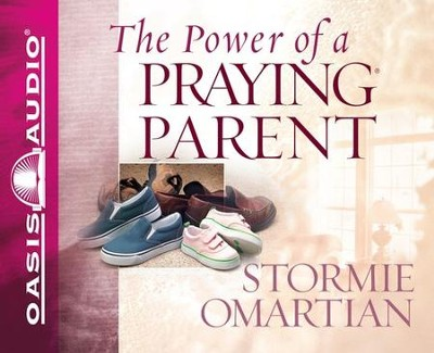 The Power of a Praying Parent Unabridged Audiobook on CD  -     Narrated By: Cynthia Darlow     By: Stormie Omartian