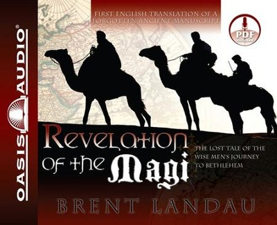 Revelation of the Magi Unabridged Audiobook on CD  -     Narrated By: Maurice England     By: Brent Landau