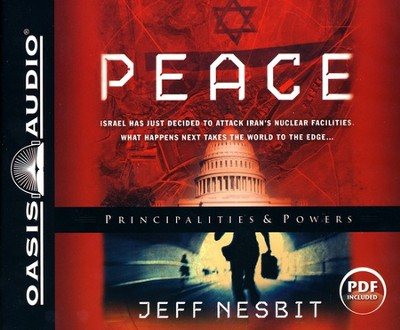 Peace Unabridged Audio CD  -     Narrated By: Robertson Dean     By: Jeff Nesbit