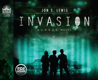 Invasion Unabridged Audio CD  -     Narrated By: John Haag     By: J.S. Lewis