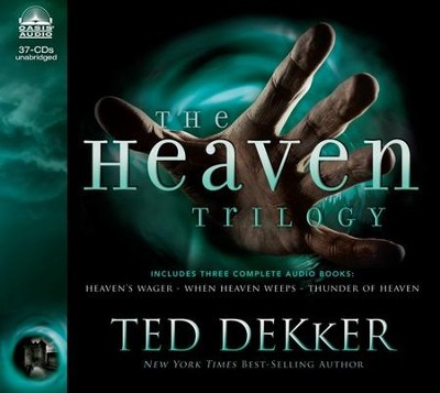 The Heaven Trilogy: Heaven's Wager, When Heaven Weeps, and Thunder of Heaven Unabridged Audio CD  -     Narrated By: Tim Gregory     By: Ted Dekker
