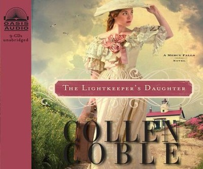 The Lightkeeper's Daughter: Unabridged Audiobook on CD  -     By: Colleen Coble