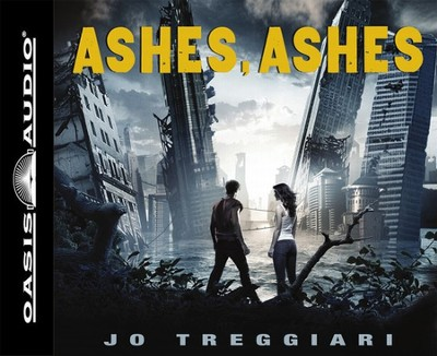 Ashes, Ashes - Unabridged Audiobook on CD  -     By: Jo Treggiari