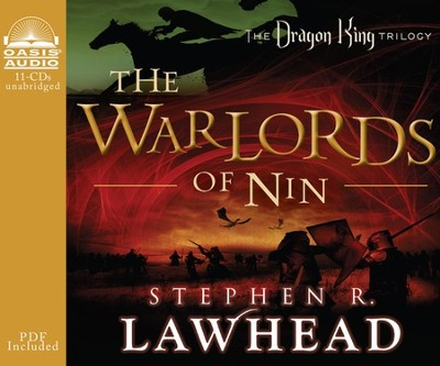 #2: Warlords of Nin - Unabridged Audiobook on CD  -     By: Stephen R. Lawhead