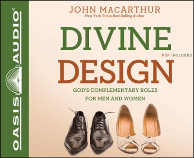 Divine Design Unabridged Audiobook on CD  -     By: John MacArthur