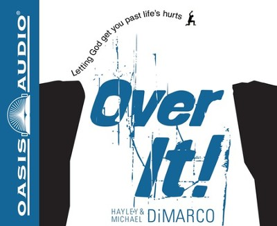 Over It Unabridged Audiobook on CD  -     By: Hayley DiMarco, Michael DiMarco