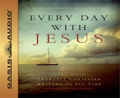 Every Day With Jesus Unabridged Audiobook on CD  -