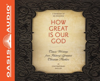 How Great is Our God Unabridged Audiobook on MP3-CD How Great is Our God Unabridged Audiobook on MP3-CD  -     By: Various Authors