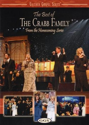 The Best of the Crabb Family DVD  -     By: The Crabb Family