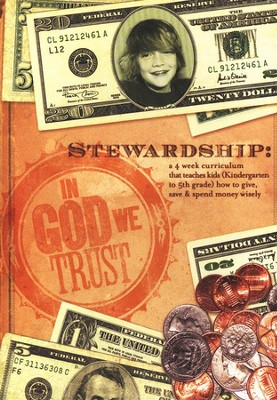 In God We Trust Stewardship DVD Curriculum  -     By: Crown Financial Ministries