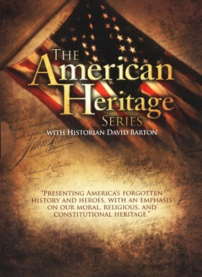 The American Heritage Series on DVD  -     By: David Barton