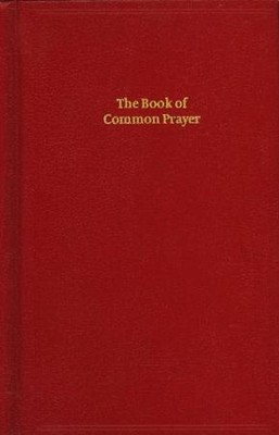 1662 Book of Common Prayer, Standard Edition- Hardcover, red  -