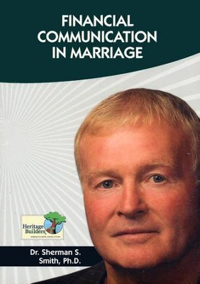 Financial Communication in the Marriage (5 disc DVD Series w/ Workbook)  -     By: Sherman S. Smith