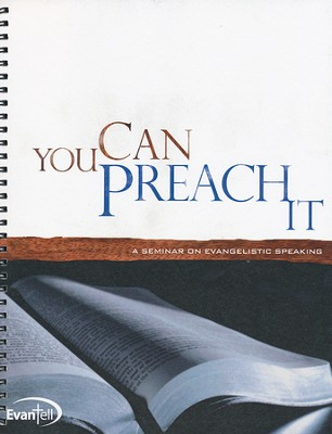 You Can Preach It! Workbook   -