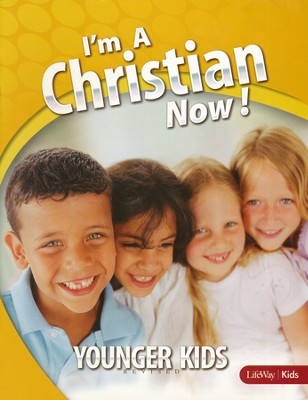 I'm A Christian Now Younger Kids Learner Guide Revised  -