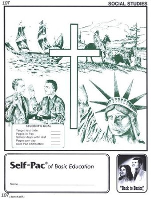 World History Self-Pac 107, Grade 10   -