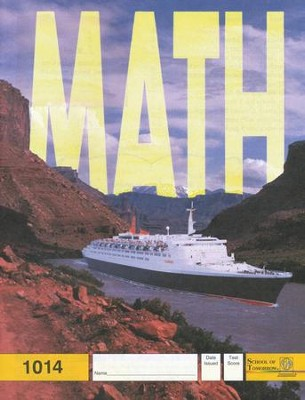 Latest Edition Math PACE 1014, Grade 2   -