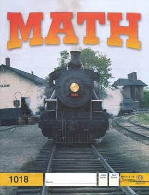 Latest Edition Math PACE 1018, Grade 2   -