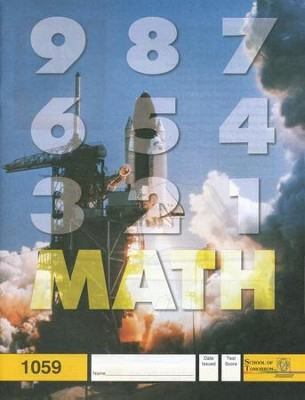 Latest Edition Math PACE 1059, Grade 5   -