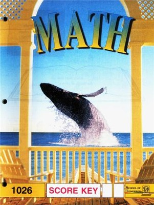 Latest Edition Math PACE SCORE Key 1026  -