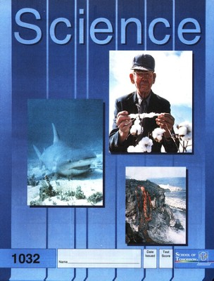 3rd Edition Science PACE 1032, Grade 3   -