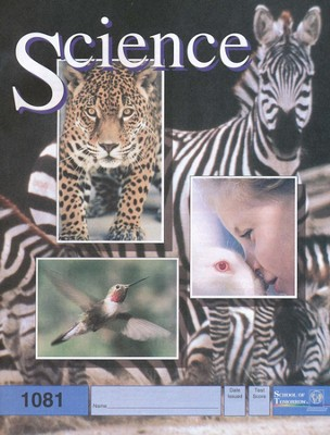 Science PACE 1081, Grade 7   -