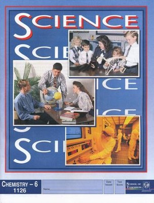 Chemistry PACE 1126, Grade 11   -