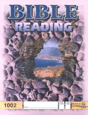 Bible Reading PACE 1002, Grade 1   -