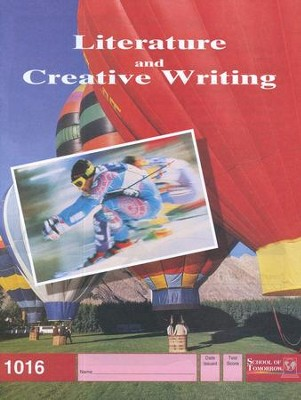 Literature And Creative Writing PACE 1016, Grade 2   -