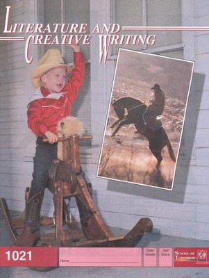 Literature And Creative Writing PACE 1021, Grade 2   -