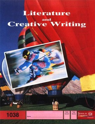 Literature And Creative Writing PACE 1038, Grade 4   -
