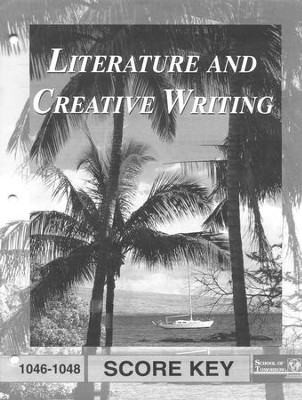 Literature And Creative Writing PACE SCORE Key 1046-1048, Grade 4  -