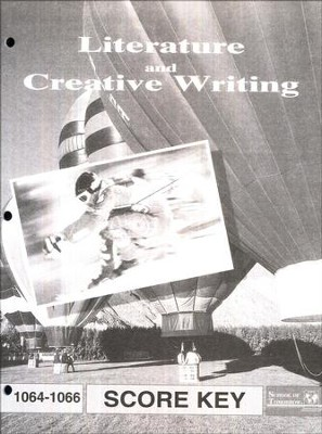 ACE Literature & Creative Writing PACE SCORE Key 1064-1066 Grade 6   -