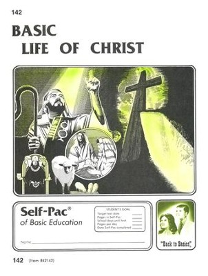 Life Of Christ Self-Pac 142, Grades 9-12   -