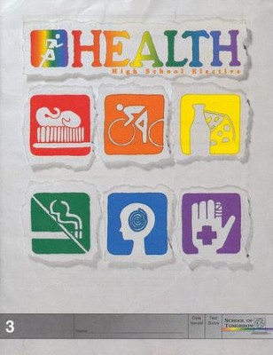Health PACE 3, Grade 9-12   -
