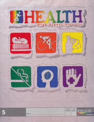 Health PACE 5, Grade 9-12   -