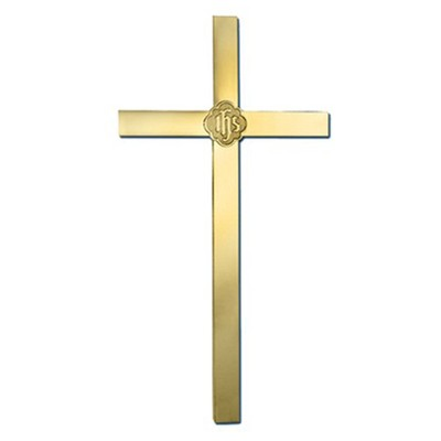36 inch Traditional Hanging Cross  -