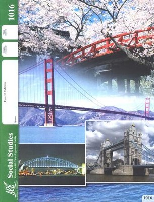 4th Edition Social Studies PACE 1016, Grade 2   -