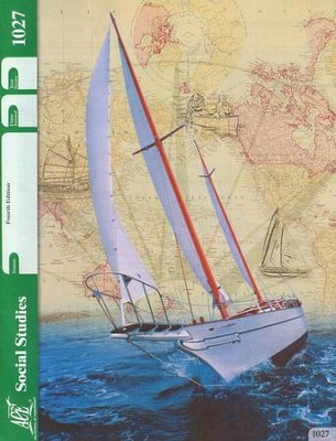 4th Edition Social Studies PACE 1027  -