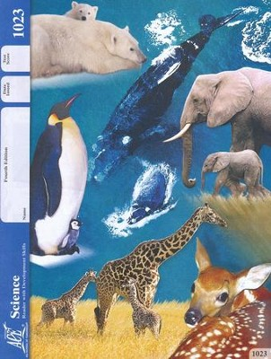 4th Edition Science PACE 1023, Grade 2   -